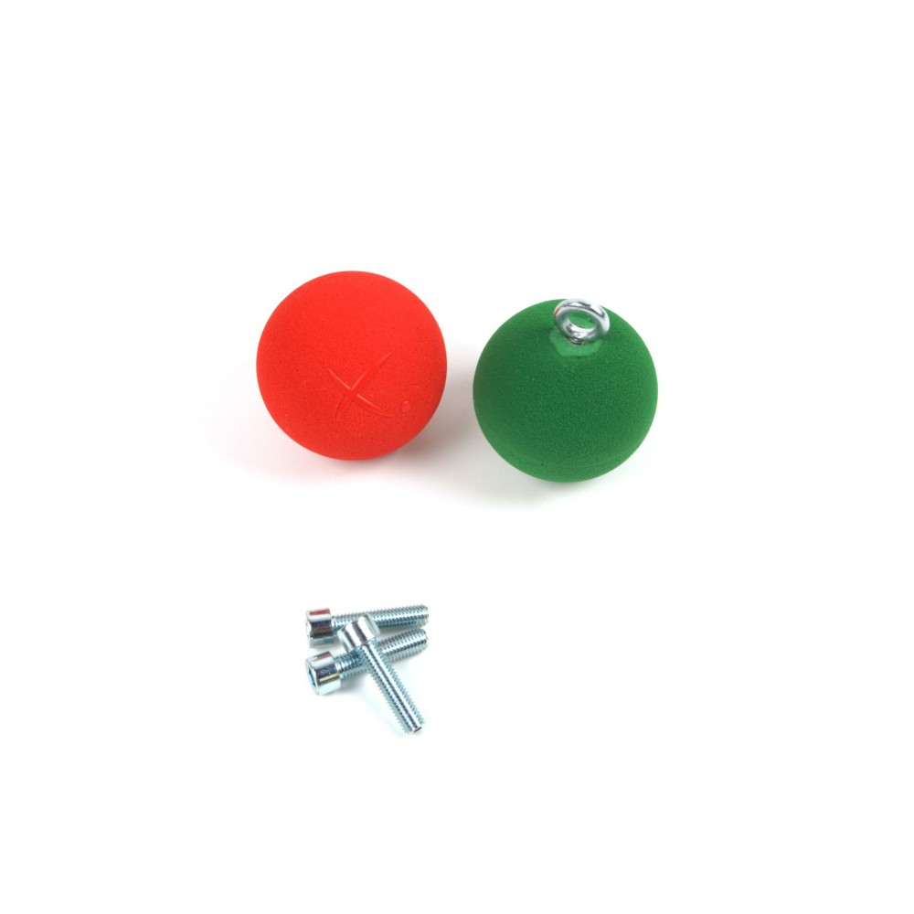 eXballs 8 resin (pair)